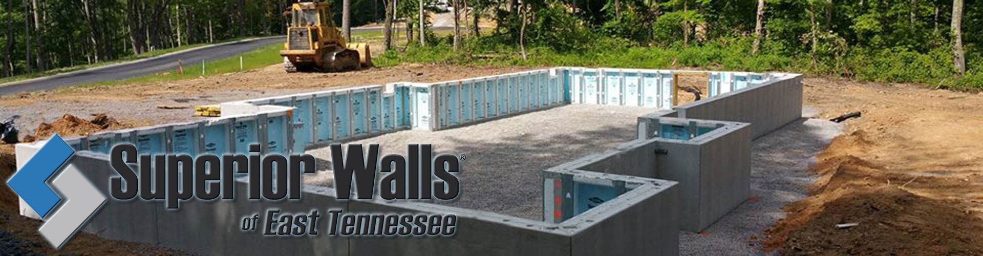 Crawlspaces superior walls tn for Www superiorwalls com