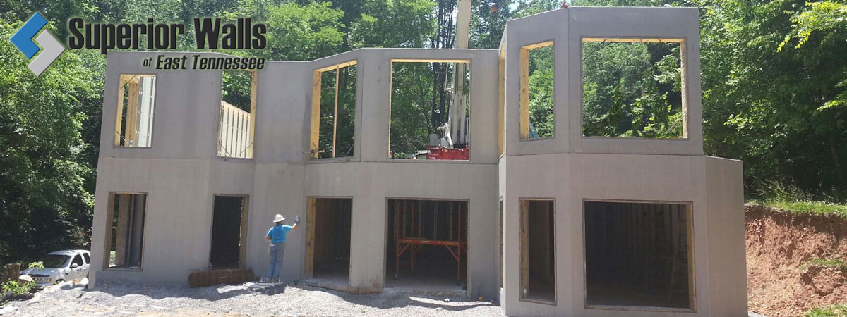 Superior walls tn for Cost to build a house in mn